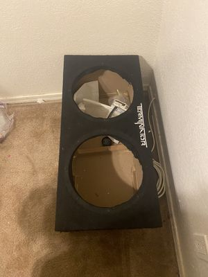 "12"" speaker box for Sale in Phoenix, AZ"