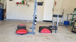 Weight bench for Sale in Rancho Cucamonga, CA