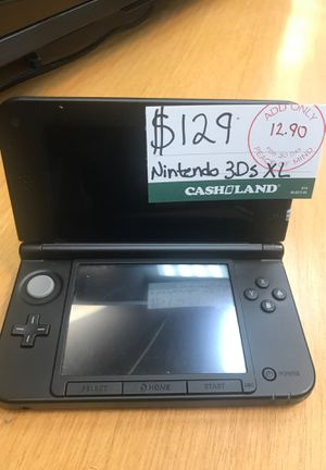 Nintendo 3Ds XL for Sale in Valley View, OH