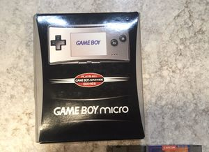 Nintendo Gameboy Micro 100% Complete *Never Used* for Sale in San Diego, CA