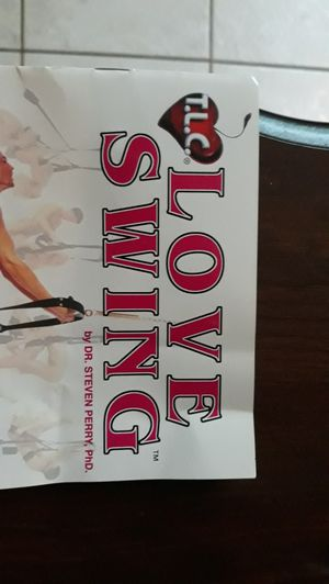 TLC Love Swing-never used in box for Sale in Dunedin, FL