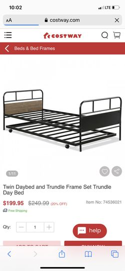 New Twin Day Bed for Sale in Fresno,  CA