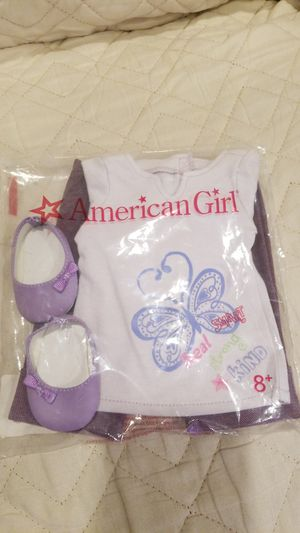 American girl doll real me set for Sale in Los Angeles, CA