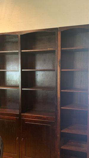 Beautiwood bookshelves for Sale in Fresno, CA