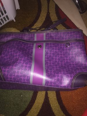 Authentic Coach Bag for Sale in Detroit, MI
