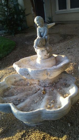 Water fountain for Sale in Madera, CA