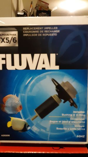 Fluval FX5 /FX6 Impeller for Sale in Tomball, TX