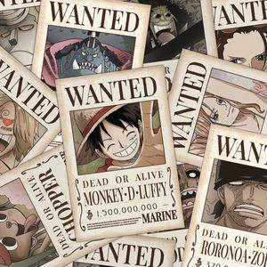 One Piece Anime Postcards Mini Prints for Sale in Miami, FL