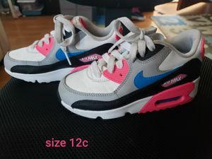 Nike youth Air Max size 12C for Sale in Los Angeles, CA