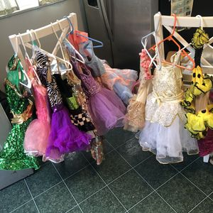 Dance Costumes!! TAKE ALL FOR 40!! for Sale in Sicklerville, NJ