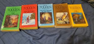 Lord of the rings and the hobbit. for Sale in Gilbert, AZ