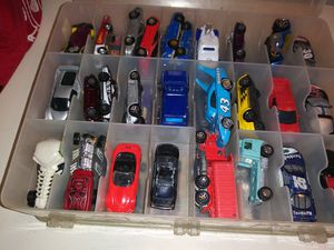 50 + Hot Wheels cars for Sale in Bartow, FL