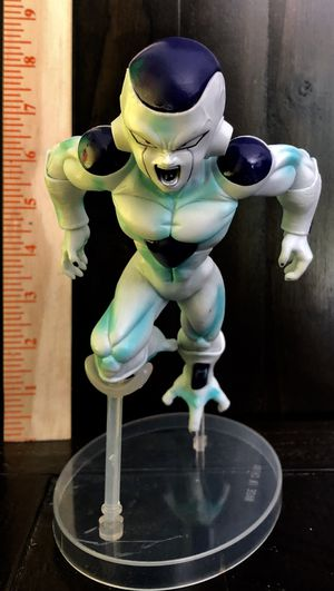 Freezer DRAGONBALL Z action figures statue display for Sale in Grand Prairie, TX