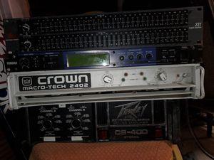 Dj equipment for Sale in Porter, TX