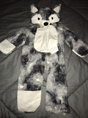 Halloween infant wolf costume for Sale in San Diego, CA