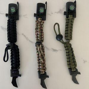 Paracord Survival Bracelet for Sale in Paradise Valley, AZ