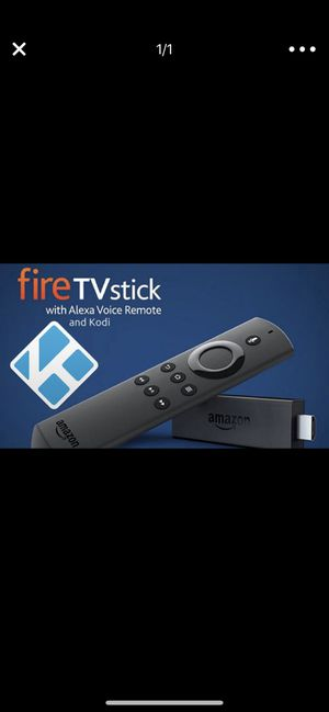 Fire tv stick for Sale in Largo, FL