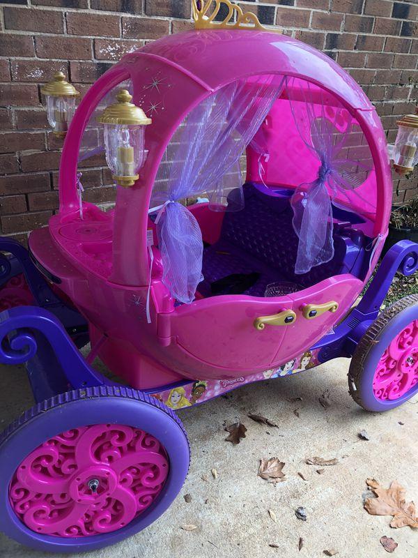 Princes car good condition
