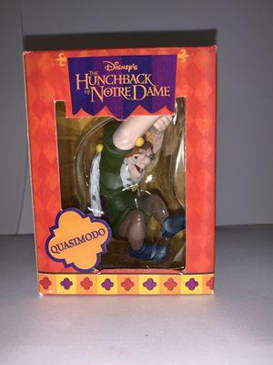 Disney Quasimodo Ornament for Sale in Lake Wales, FL