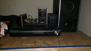 1000w Sony bravia home theatre system for Sale in Lynchburg, VA