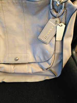 Purse coach leather like new for Sale in Carson, CA