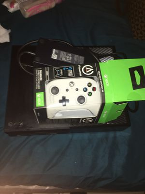 Xbox 1 and controller for Sale in Davie, FL