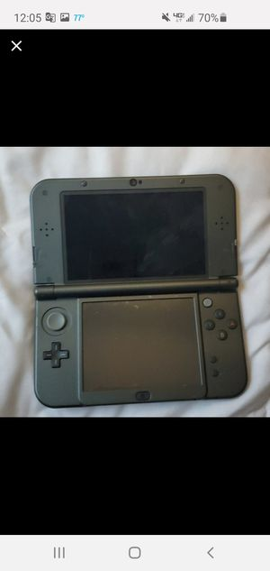 Good condition nintendo 3ds with games all work perfectly for Sale in Tuscaloosa, AL