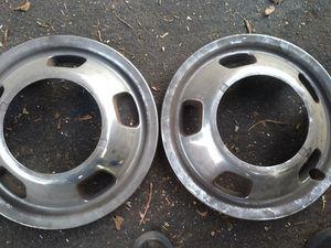 "17"" Mopar Dodge ram 2500 3500 dually chrome wheel cover hubcap oem rear for Sale in Los Angeles, CA"