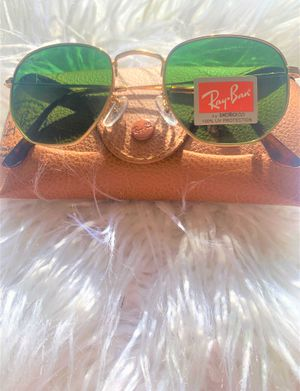 Brand New Authentic RayBan Hexagonal Sunglasses for Sale in San Francisco, CA