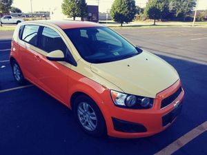 2012 Chevy Sonic for Sale in Garden City, MI