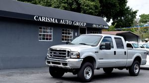 2001 Ford F250 Super Duty Crew Cab for Sale in Tampa, FL