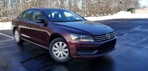 2013 Volkswagen Passat 2.5L S PZEV for Sale in Ashburn, VA