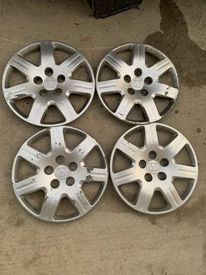 """Honda Civic OEM 16"""" hubcaps for Sale in Selma, CA"""