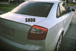 🍁$ 800 Selling my 2005 Audi A4 1.8 T Quattro🍁 for Sale in Tampa, FL