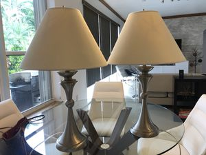 Set of lamps for Sale in Southwest Ranches, FL