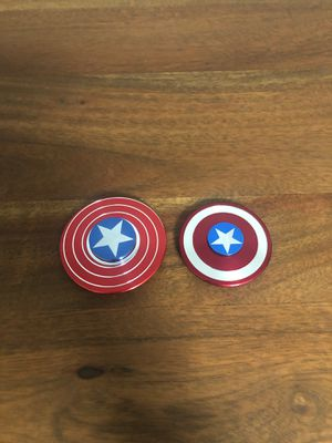Captain America Fidget Spinners for Sale in Oak Brook, IL
