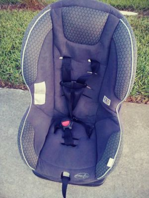 Evenflo toddler conversion car seat. Clean for Sale in Fort Myers, FL