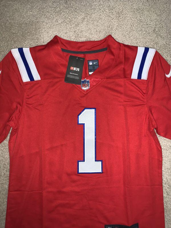 Cam Newton New England Patriots Jersey