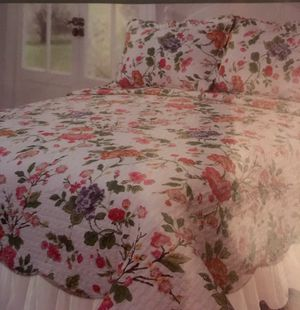 NWT Twin quilt set for Sale in Prospect, ME