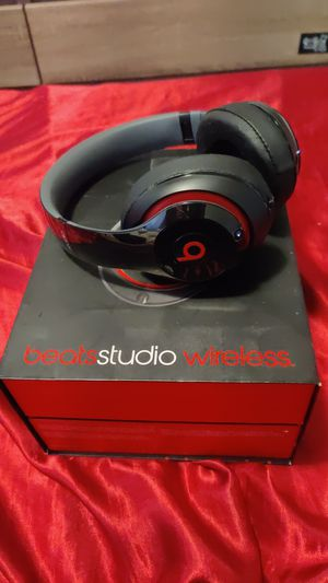 Beats studio wireless headphones for Sale in San Diego, CA