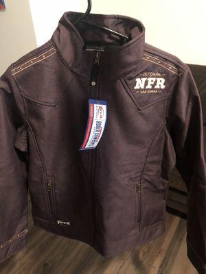 PRCA rodeo cowboys- Sandra Range jacket -size M women's for Sale in Las Vegas, NV
