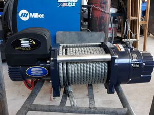 Winch 14,000 lb. 12 volt for Sale in Houston, TX