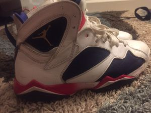 "Jordan retro 7s ""Olympic"" for Sale in Falls Church, VA"