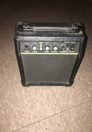 Gm 05 amplifier for Sale in Somerville, MA