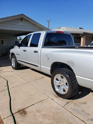 04 Dodge Ram 4x4 hemi 5.7 for Sale in Phoenix, AZ