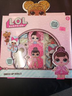 Lol Dress up Dolls for Sale in Stockton,  CA