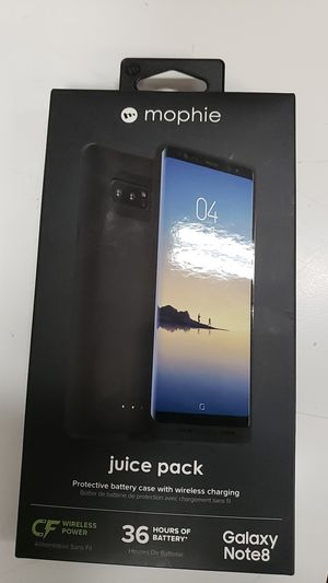 Mophie note 8 battery charger for Sale in Pittsburgh, PA
