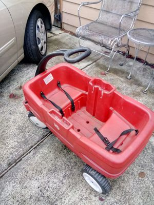 CART FOR TWO CHILDREN'S KID'S FOR SALE for Sale in Bellevue, WA