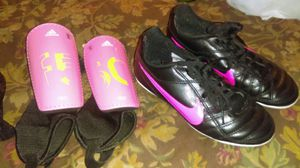 Soccer shoes Nike size13c for Sale in Escondido, CA
