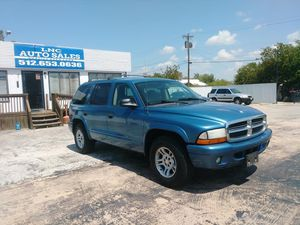 2005 Dodge Durango for Sale in Abilene, TX